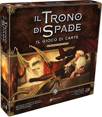 Asmodee italia il trono di spade il gioco di carte for Il trono di spade gioco da tavolo