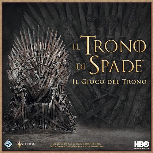 Asmodee italia il trono di spade il gioco del trono for Il trono di spade gioco da tavolo