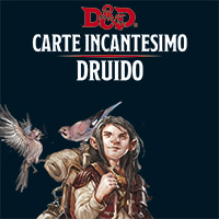 Dungeons & Dragons Carte Incantesimo