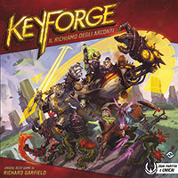 Keyforge - Store Championship in Defcon 2.0