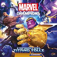 Marvel Champions: Il Gioco di Carte - L'Ombra del Titano Folle