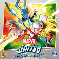 Marvel United - Leggende di Asgard
