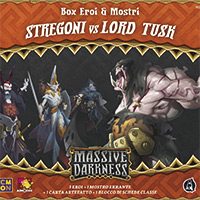 Massive Darkness - Stregoni vs Lord Tusk