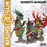 Rising Sun - Dinasty Invasion