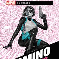 Marvel Heroines - Domino: Strays (romanzo)