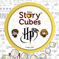 Rory's Story Cubes Harry Potter'