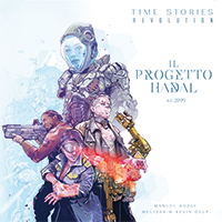 TIME Stories Revolution - Il Progetto Hadal
