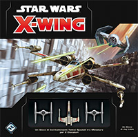 Star Wars: X-Wing Seconda Ed.