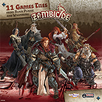 Zombicide Black Plague - Set aggiuntivi