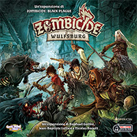 Zombicide Black Plague - Wulfsburg